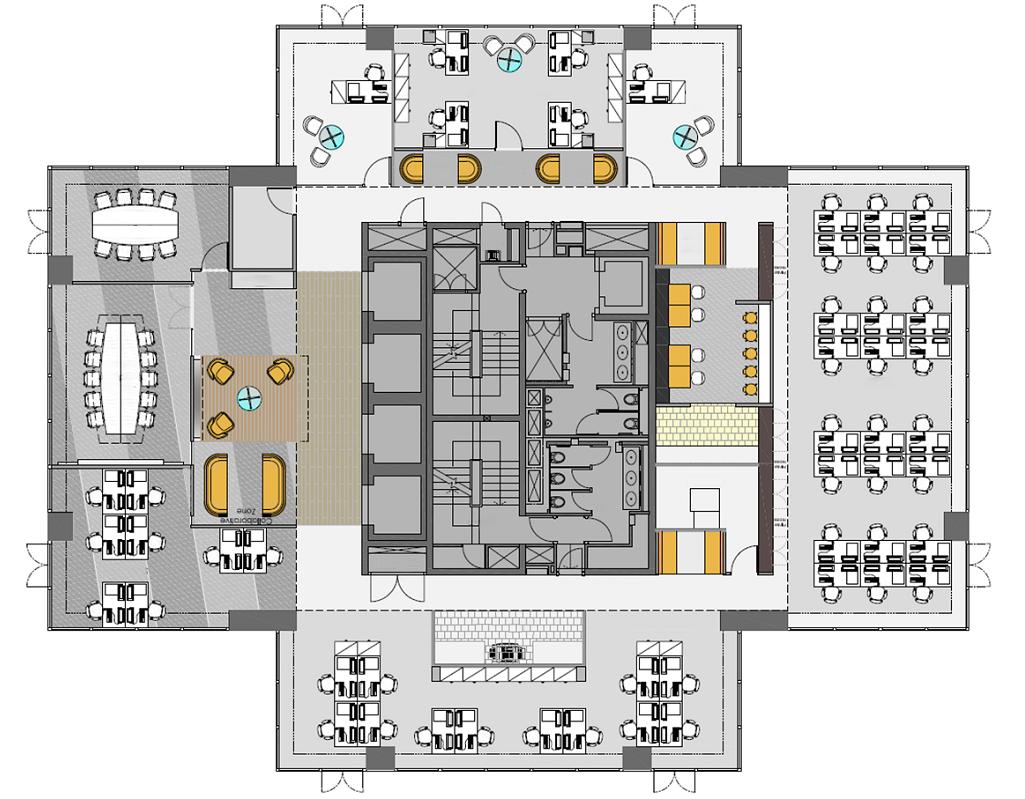 Space Planning optimisé